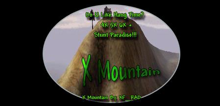 Click to Download the Quarry 'X Mountain' made by XF_RAD